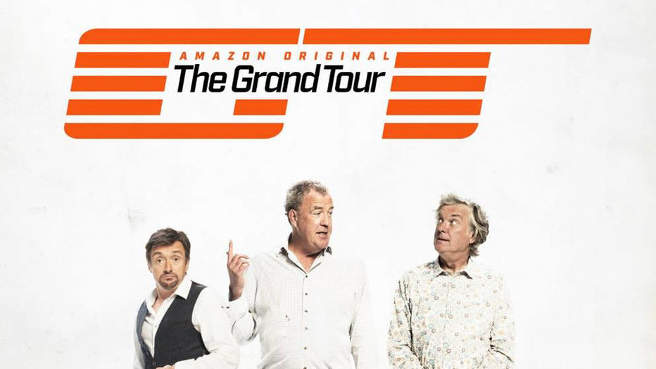 The grand tour - amazon prime service