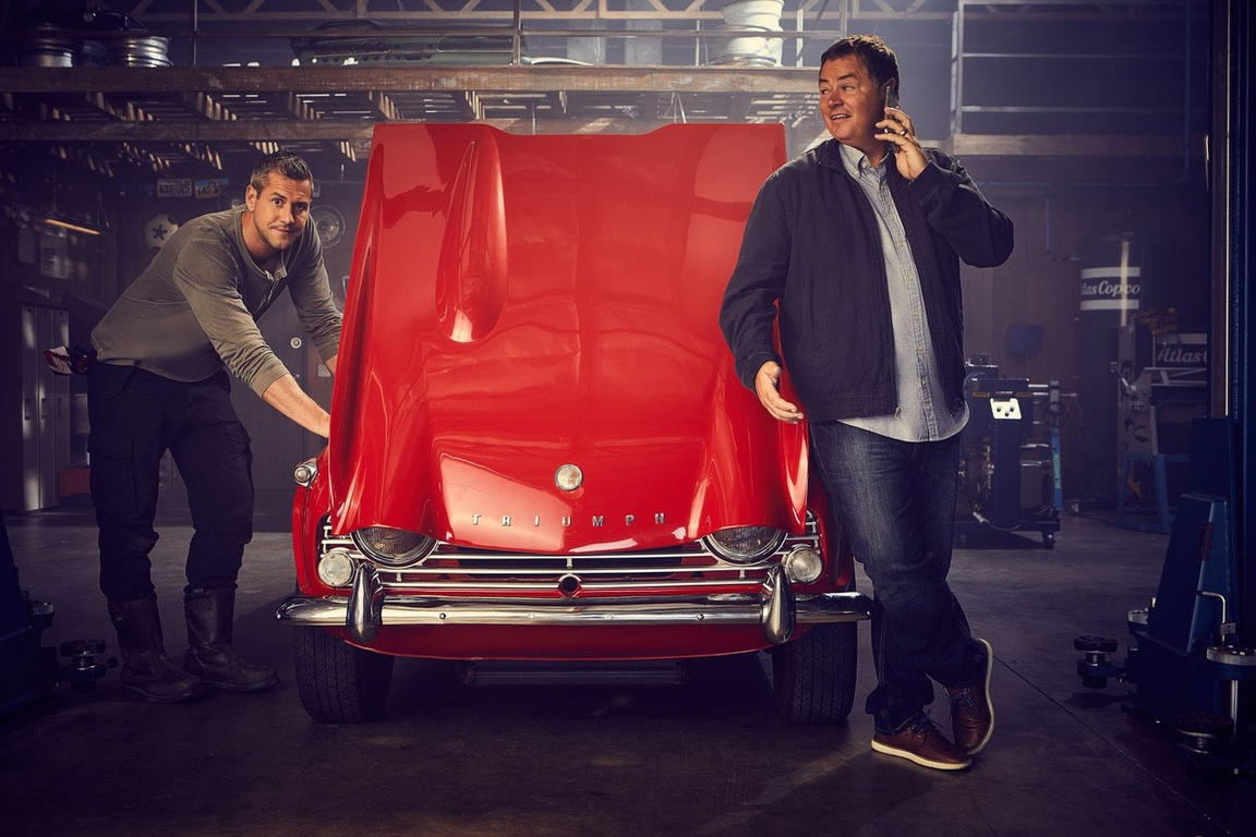 New Wheeler Dealers Series