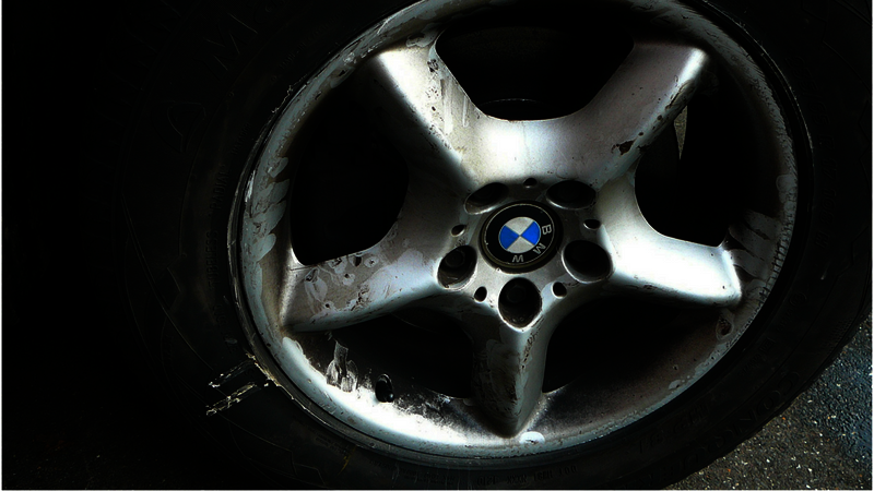 wheels, tyres & used car repairs