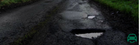 Pothole suspension repairs cause two months salary loss