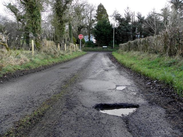 Don't Hit Potholes or Speedbumps