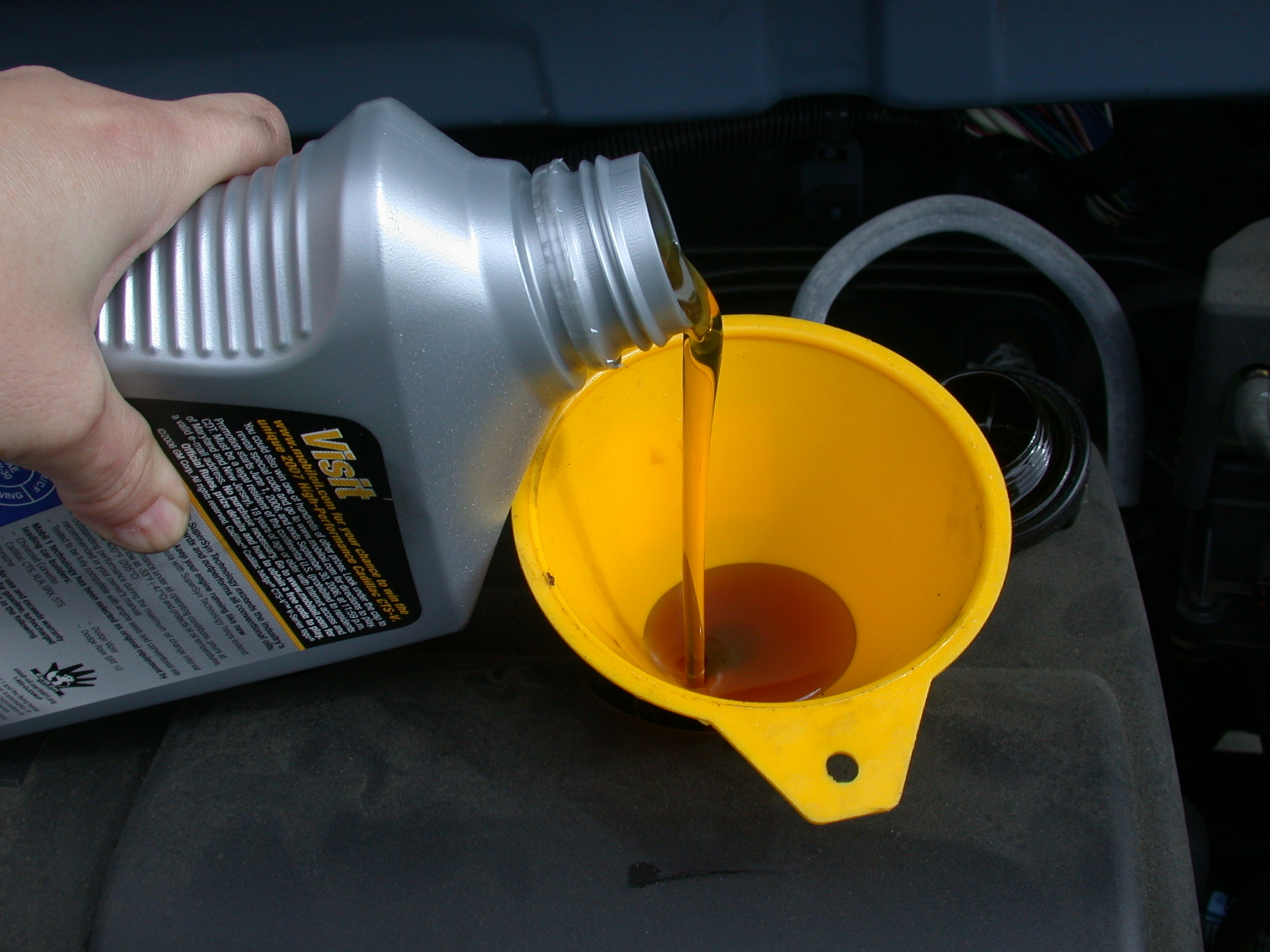 car wont start, make sure you are using the correct oil health repair