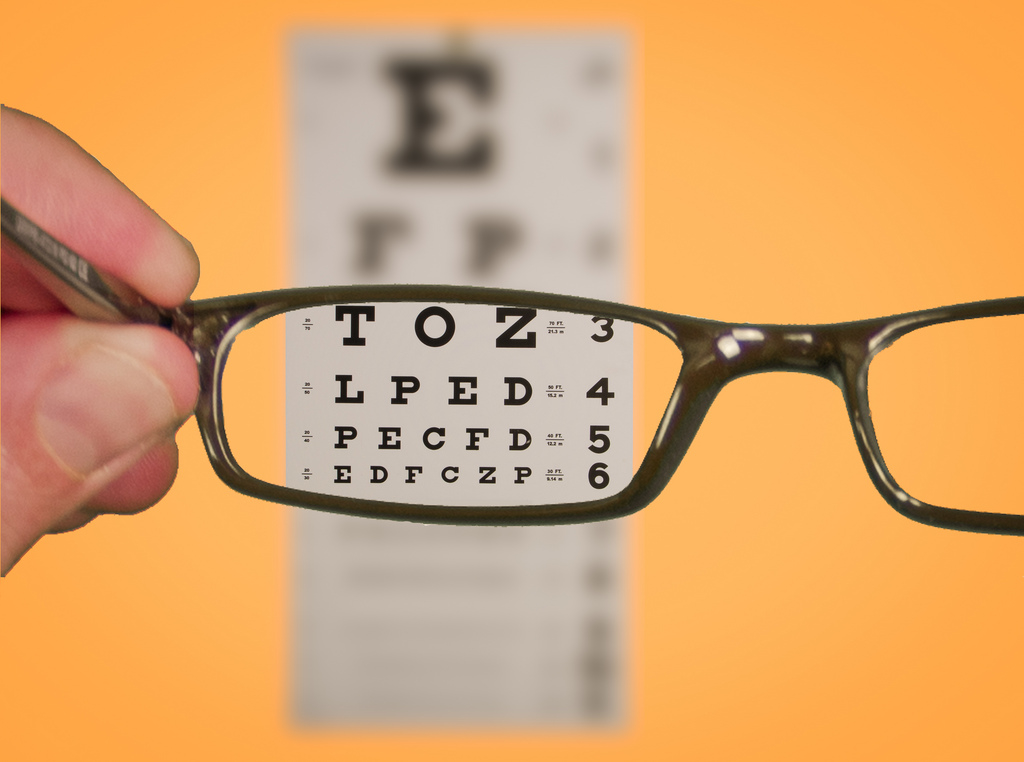 Eye Test Road Safety Drivers