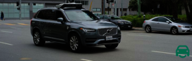 Volvo Driverless Cars - self driving autonomous vehicles
