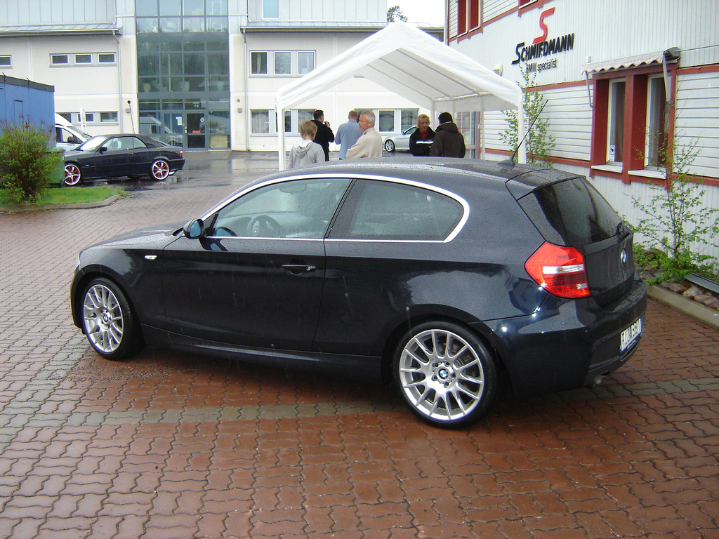 Bmw 1 series warranty