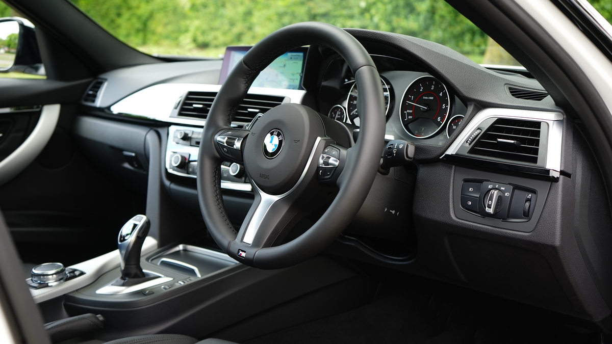 inside the BMW 1 series