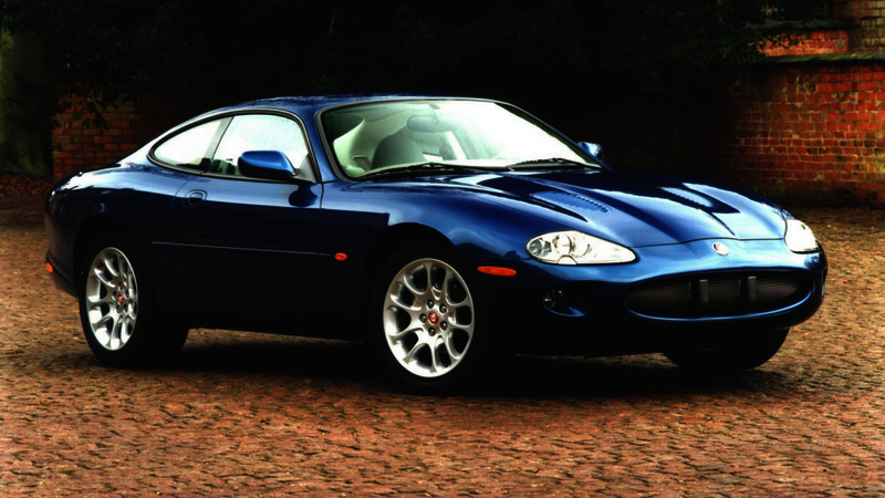 Best of British - Jaguar XK8