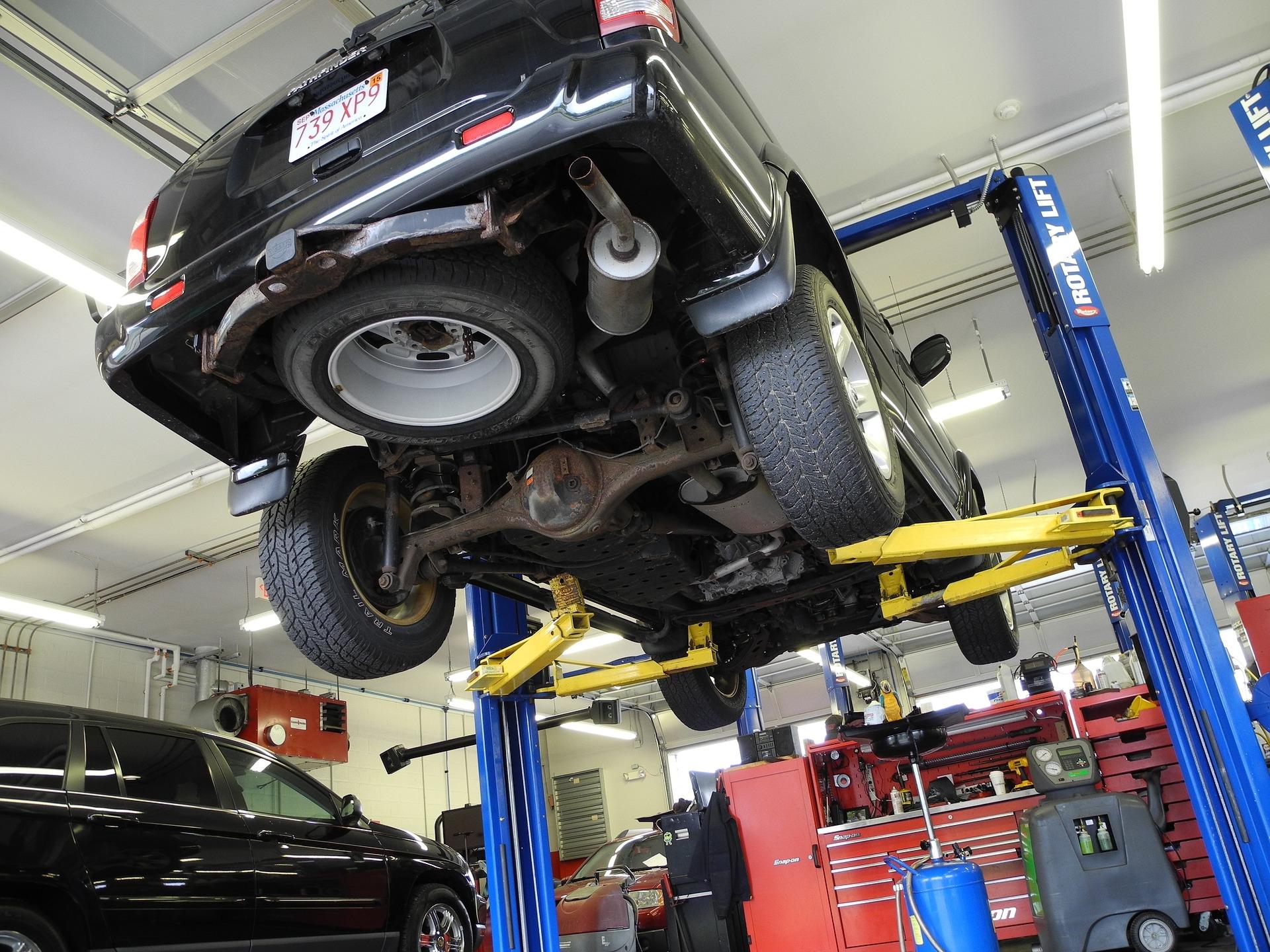 Local Mechanics Near Me >> Garage Labour Rates Hit More Than 230 An Hour Car