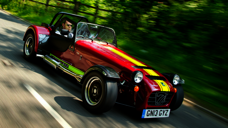 Best of British - Caterham Seven