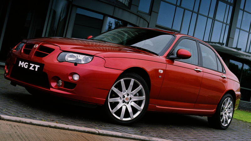 Best of British - MG ZT 260