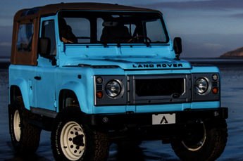 Land rover defender arkonik custom built defenders