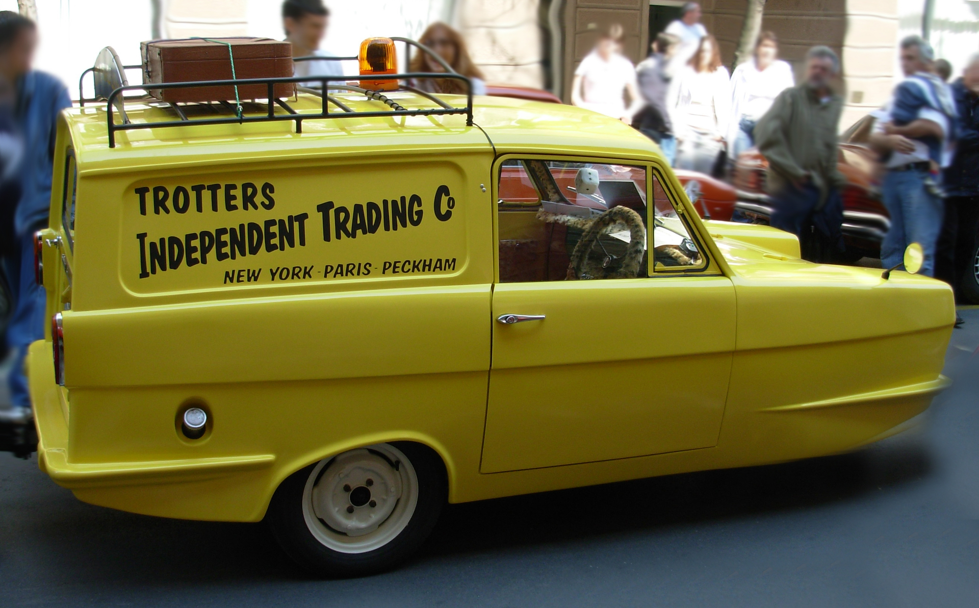 Reliant Regal Only Fools And Horses