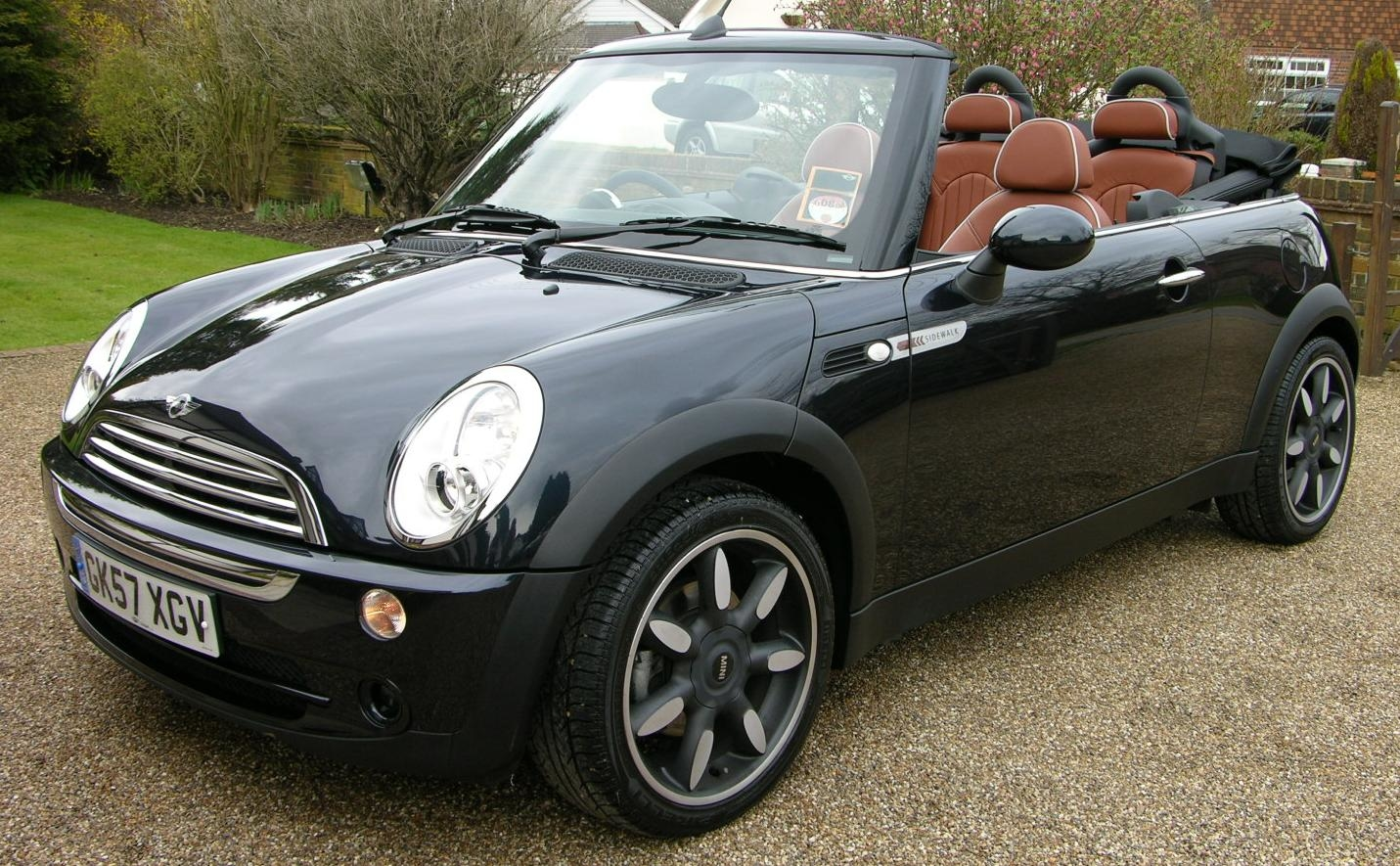 mini cooper used car warranty