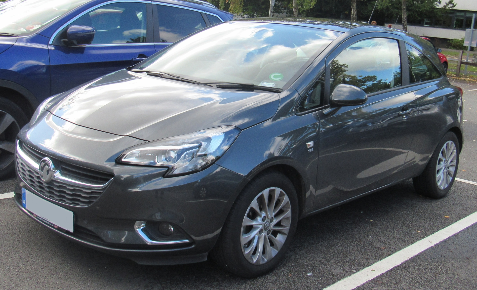 vauxhall corsa used car warranty
