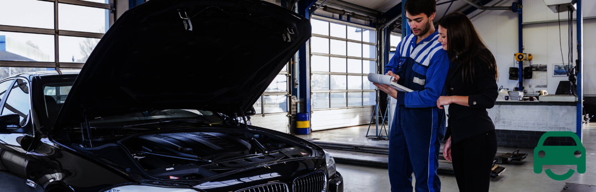 diagnostic car repair costs mechanics garage franchised dealer
