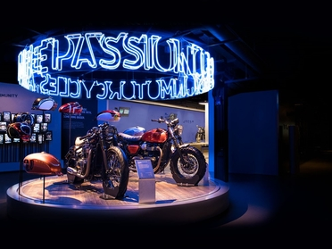 Passion for Triumph Motorcycles