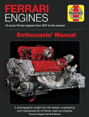 haynes manual ferrari engine